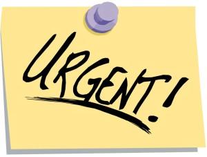 urgent(1)