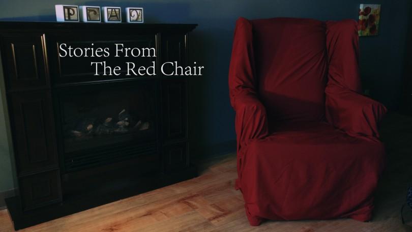 Red Chair 4K