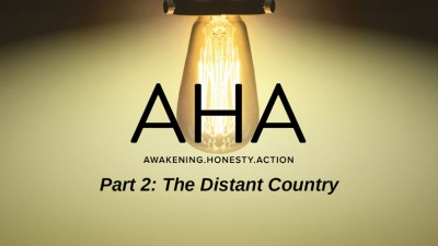 AHA - Part 2 - The Distant Country