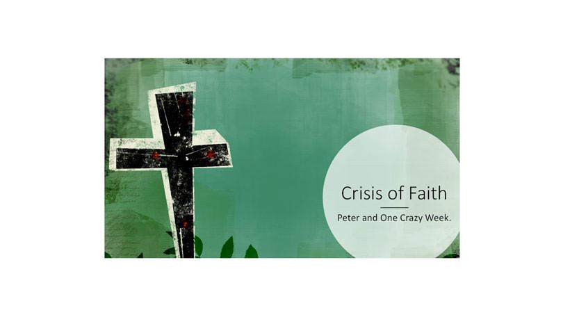 Callander Bay Message - Crisis of Faith