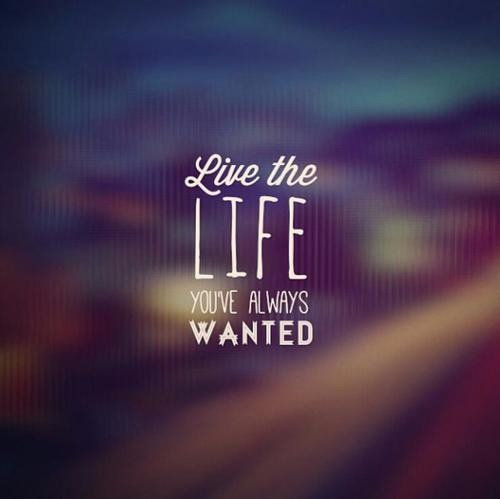 life you