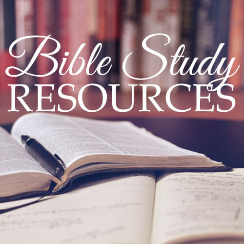 Bible-Study-Resources