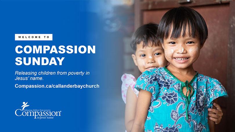 Compassion Sunday 2021