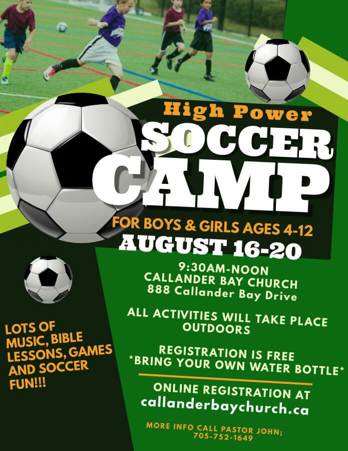 Flyer - High Power Soccer Camp - 2021_web