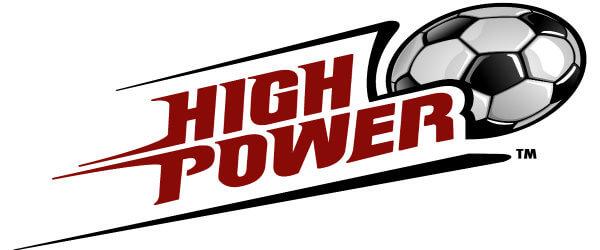 High Power Soccer Logo