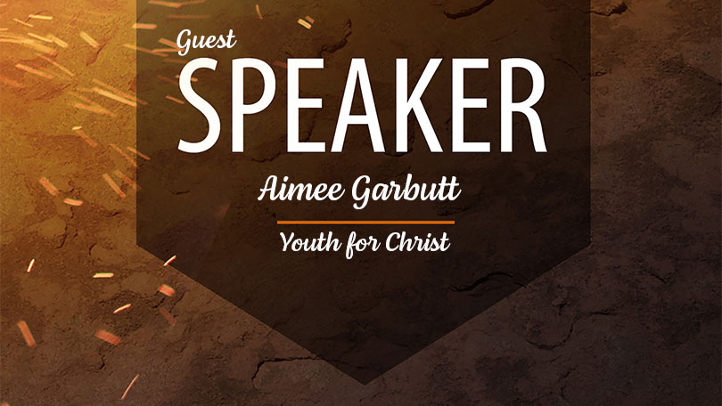 Aimee Garbutt - Youth for Christ